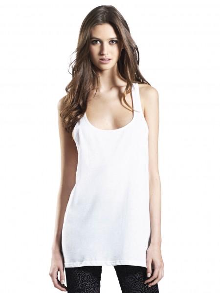 Bio Tunic Vest, weiß