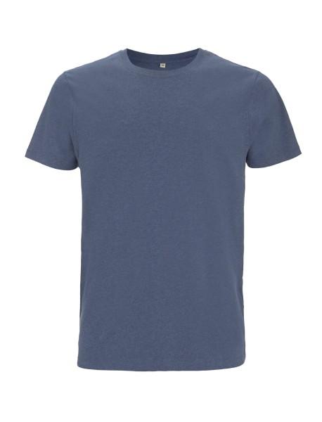 Meliertes Bio Jersey T-Shirt