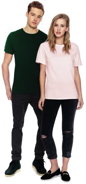 Jersey T-Shirt aus Bio-Baumwolle