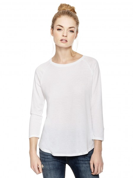 Bio Damen 3/4 Shirt